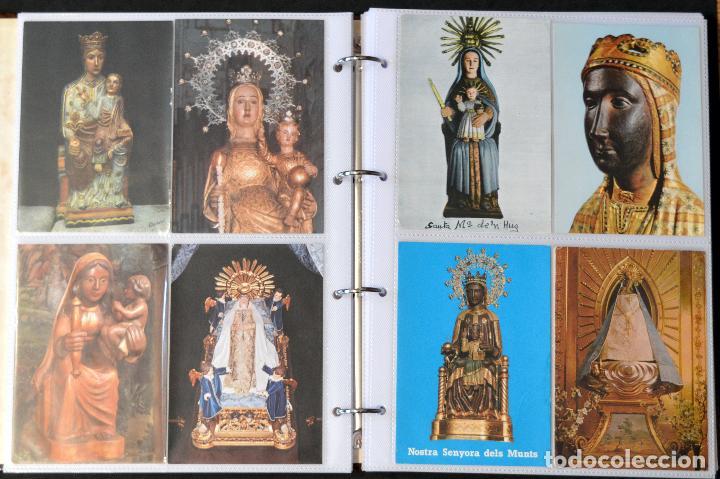 Postales: COLECCIÓN 163 POSTALES RELIGIOSA LA VIRGEN, CRISTO PAPA EN ÁLBUM CON HOJAS VER TODAS EN FOTOGRAFIAS - Foto 5 - 67301381