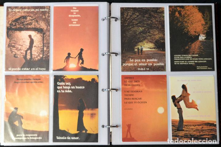 Postales: COLECCIÓN 163 POSTALES RELIGIOSA LA VIRGEN, CRISTO PAPA EN ÁLBUM CON HOJAS VER TODAS EN FOTOGRAFIAS - Foto 15 - 67301381