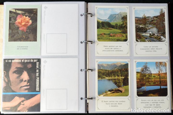 Postales: COLECCIÓN 163 POSTALES RELIGIOSA LA VIRGEN, CRISTO PAPA EN ÁLBUM CON HOJAS VER TODAS EN FOTOGRAFIAS - Foto 17 - 67301381
