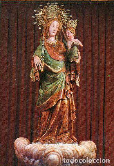 MONTBLANC - 6 MARE DE DÉU DE LA SERRA (Postales - Postales Temáticas - Religiosas y Recordatorios)