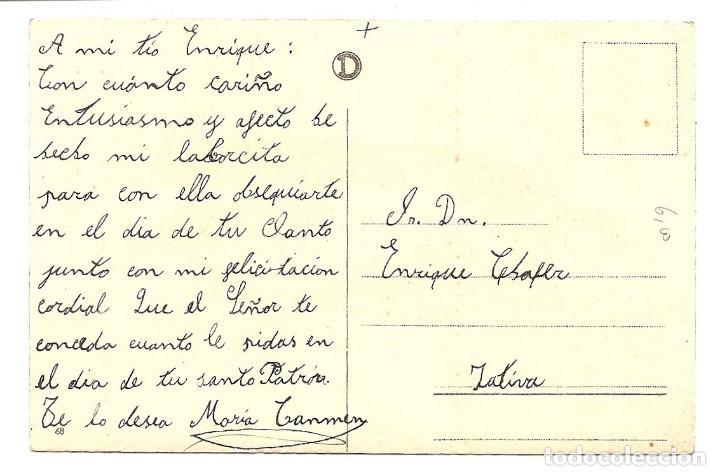 Postales: POSTAL DE SAN ENRIQUE MANUSCRITA SIN CIRCULAR - Foto 2 - 68812713
