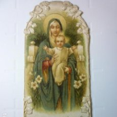 Postales: ESTAMPA RELIGIOSA TROQUELADA. . Lote 68978133