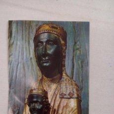 Postales: BONITO RECORDATORIO RELIGIOSO. VIRGEN DE MONTSERRAT. Lote 69590681