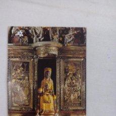 Postales: BONITO RECORDATORIO RELIGIOSO. VIRGEN DE MONTSERRAT. Lote 69590725