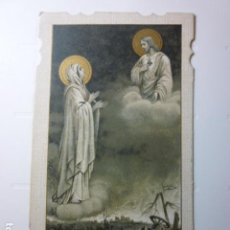 Postales: ESTAMPA RELIGIOSA TROQUELADA. . Lote 70044741