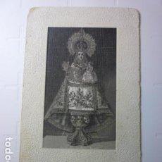 Postales: ESTAMPA RELIGIOSA NUESTRA SRA DE COVADONGA.. Lote 70160261