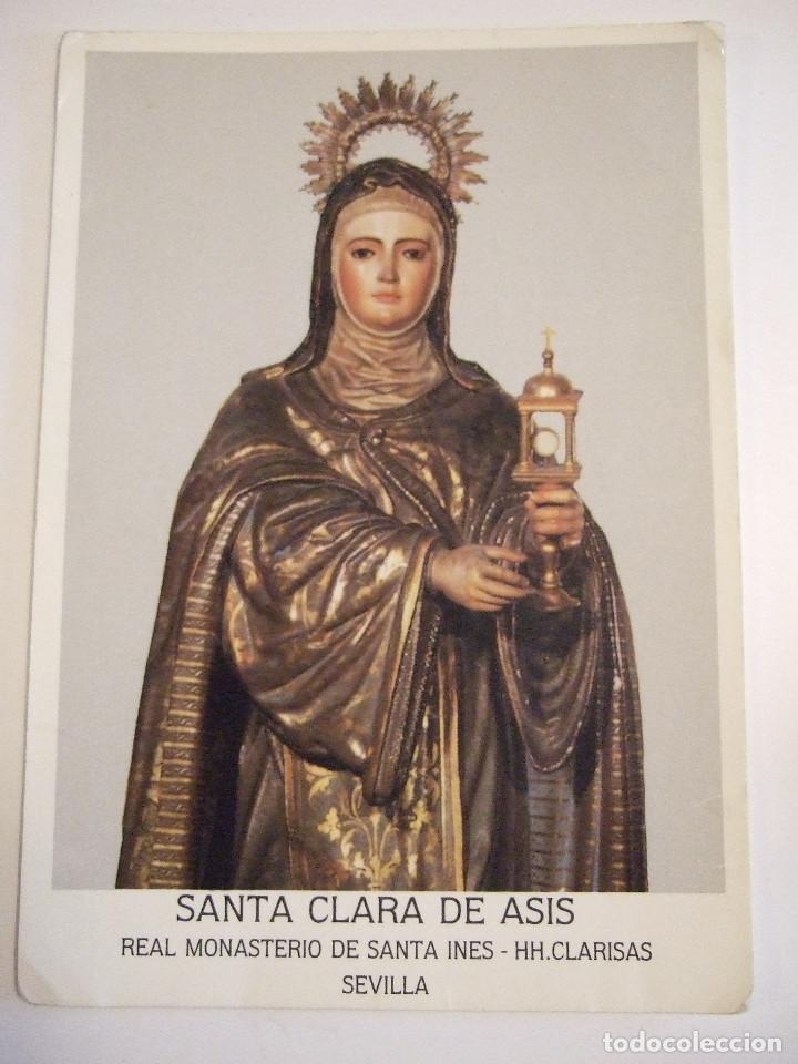 Postal Santa Clara De Asis Real Monasterio Sold Through Direct