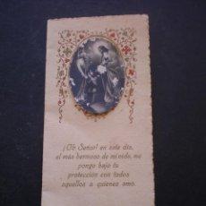 Postales: ESTAMPA RELIGIOSA, RECORDATORIO PRIMERA COMUNION, CHESTE, 1928, VALENCIA. Lote 71863179