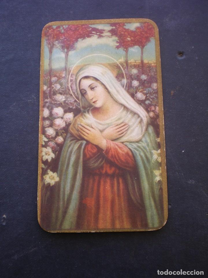 ESTAMPA RELIGIOSA, RECORDATORIO PRIMERA COMUNION, VALENCIA, 1931 (Postales - Postales Temáticas - Religiosas y Recordatorios)