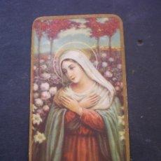 Postales: ESTAMPA RELIGIOSA, RECORDATORIO PRIMERA COMUNION, VALENCIA, 1931. Lote 71863243