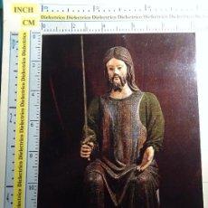 Postales: POSTAL RELIGIOSA SEMANA SANTA. AÑO 1968. BURGOS, IMAGEN DE SANTIAGO APOSTOL. 659. Lote 71969487