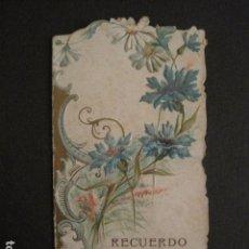 Postales: ESTAMPA ANTIGUA - MONTSERRAT- DOBLE TROQUELADA - VER FOTOS - (E-922). Lote 75707327