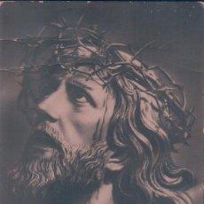 Postales: POSTAL SANTO CRISTO DE LA AGONIA.LIMPIAS.SANTANDER.FOTO PUENTE.. Lote 75919767