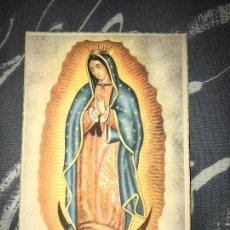 Postales: ANTIGUA POSTAL RELIGIOSA NTRA SRA DE GUADALUPE . Lote 75940303