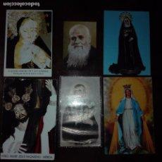Postales: ESTAMPAS FRAY LEOPOLDO, LA MILAGROSA Y OTRAS. Lote 77156945