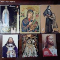 Postales: PRECIOSAS ESTAMPAS ENTRE ELLAS UN NAZARENO. Lote 77160553