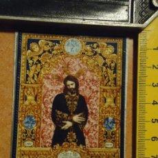Postales: ESTAMPA RELIGIOSA SEMANA SANTA . CRISTO . Lote 77246969
