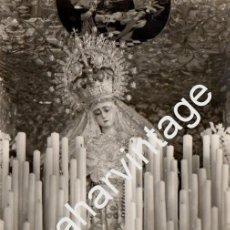 Postales: SEMANA SANTA DE SEVILLA, VIRGEN DEL ROSARIO, HERMANDAD DE MONTESION, ARRIBAS Nº301. Lote 77477153