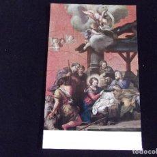 Postales: MUSEOS-V3-MUSEO DEL PRADO-P.B.CORTONA-LA NATIVIDAD-DLM.5569-1961. Lote 77748133