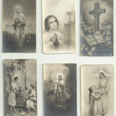 Postales: ANTIGUAS ESTAMPAS RELIGIOSAS. Lote 77878253