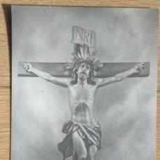 Postales: SANTO CRISTO DE LA AGONIA - LIMPIAS. Lote 78514569