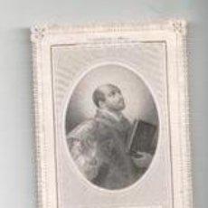Postales: ESTAMPA DE PUNTILLA S. IGNACIO DE LOYOLA. Lote 80348785
