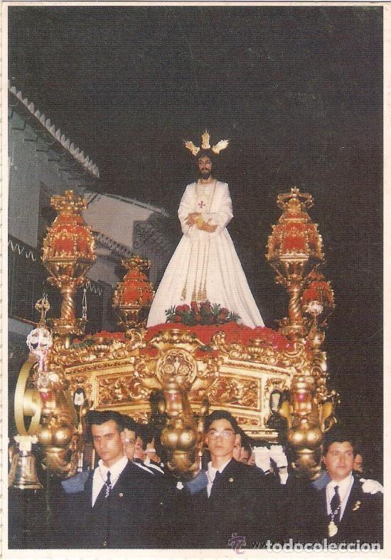 -28516 POSTAL SEMANA SANTA VELEZ MALAGA, MALAGA, NUESTRO PADRE JESUS CAUTIVO (Postales - Postales Temáticas - Religiosas y Recordatorios)