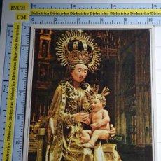 Postales: POSTAL RELIGIOSA SEMANA SANTA. BURGOS, SANTA MARÍA LA MAYOR. 2106. Lote 83342664