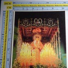 Postales: POSTAL RELIGIOSA SEMANA SANTA. JEREZ DE LA FRONTERA. MARÍA SANTÍSIMA DEL DULCE NOMBRE. 2119. Lote 83342976