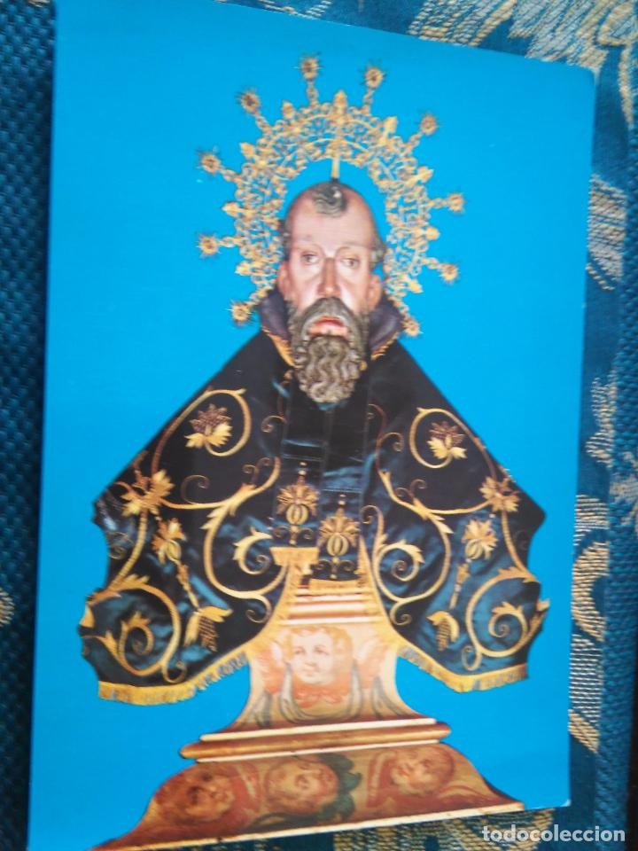 POSTAL SEMANA SANTA - SAN SATURIO SORIA (Postales - Postales Temáticas - Religiosas y Recordatorios)
