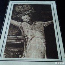 Postales: RECORDATORIO DEFUNCION DE FALLECIDO EN EL FRENTE DE CASTELLON (RIO SECO) 1938. Lote 84475148