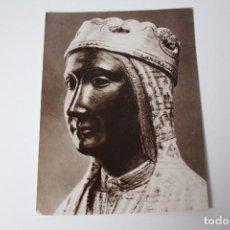 Postales: POSTAL LA SANTA IMAGEN DE MONTSERRAT (1959) Nº 11951 EDICIÓN DEL MONASTERIO - 24/03/1959. Lote 84828808