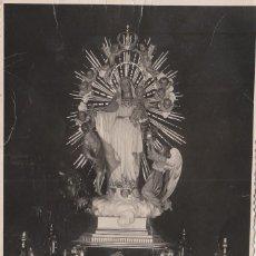 Postales: FOTO POSTAL DE LA VIRGEN MARÍA MILAGROSA. AÑOS 40-50. ANDA.. Lote 84833860