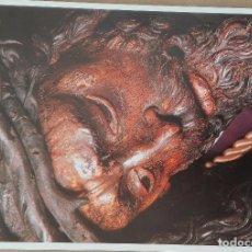 Postales: ESTAMPA-RETRATO DE JESUS DEL GRAN PODER DE SEVILLA. Lote 85609076
