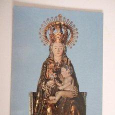 Postales: POSTAL VIRGEN - SANTA MARIA LA MAYOR - PATRONA DE BURGOS - 1971. Lote 85923880