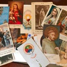 Postales: RECORDATORIOS RELIGIOSOS. Lote 86132928