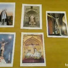 Postales: LOTE LAMINAS PASOS SEMANA SANTA CALLOSA DEL SEGURA-ALICANTE. Lote 86510384