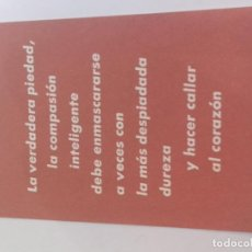 Postales: DIA DEL SEMINARIO 46-ESTAMPA RELIGIOSA ORACION. Lote 86661316