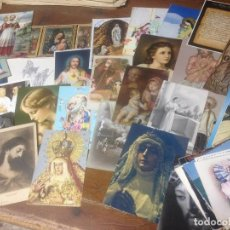 Postales: COLECCION POSTALES RELIGIOSAS ANTIGUAS IGLESIA VIRGEN. Lote 87167684