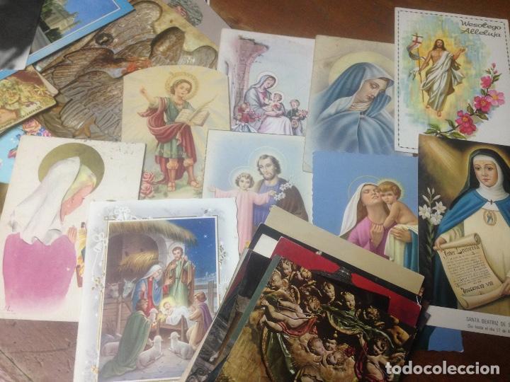 Postales: COLECCION POSTALES RELIGIOSAS ANTIGUAS IGLESIA VIRGEN - Foto 2 - 87167684