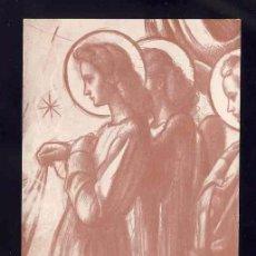 Postales: ESTAMPA RELIGIOSA: SANTUARI DE LA SALUT DE SABADELL. PINTURES D'EN VILA ARRUFAT. Lote 87380992