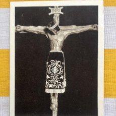 Postales: POSTAL SANTO CRISTO DE LEZO LEZOKO GURUTZ DONEA SIN CIRCULAR DIVIDIDA. Lote 88315176