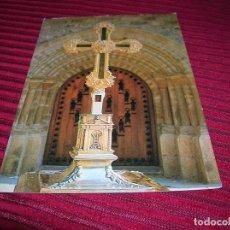 Postales: POSTAL MONASTERIO DE SANTO TORIBIO DE LIÉBANA . Lote 89598764
