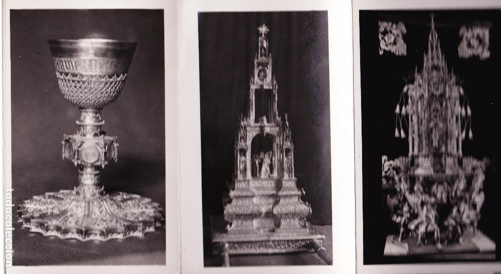 Postales: EXPOSICIÓN NAC.DE ARTE EUCARÍSTICO ANTIGUO. 1952 - Foto 4 - 90108480