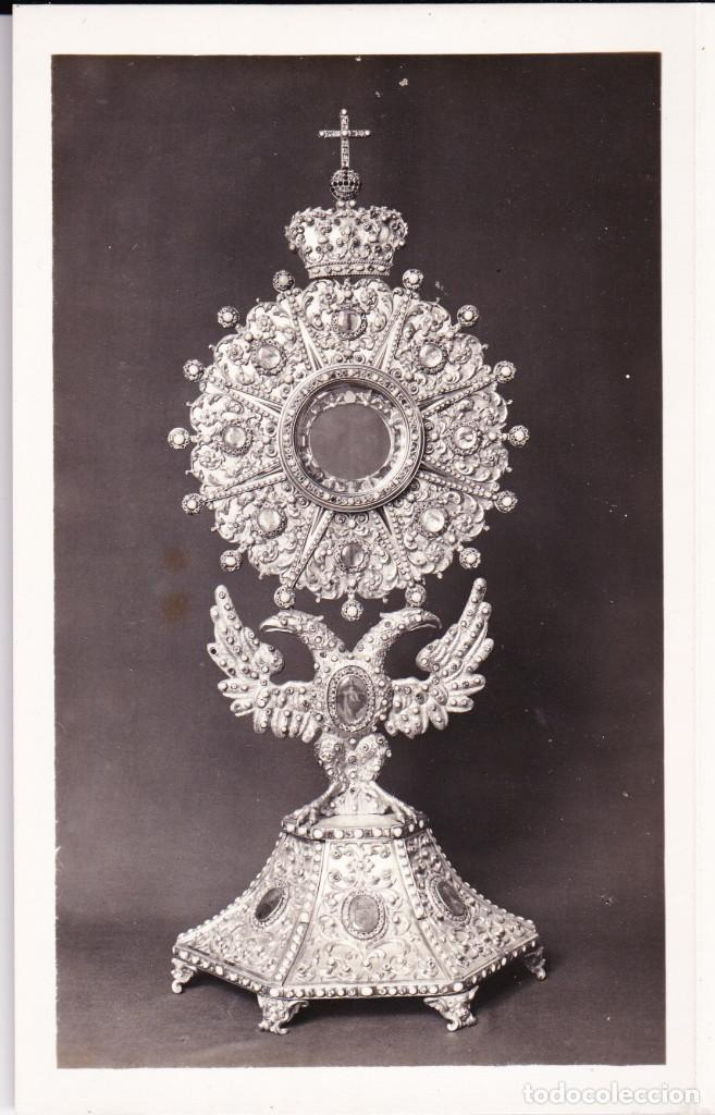 Postales: EXPOSICIÓN NAC.DE ARTE EUCARÍSTICO ANTIGUO. 1952 - Foto 6 - 90108480