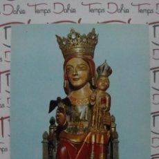 Postales: POSTAL BERGA SANTA MARIA DE QUERALT VIRGEN. Lote 90113924