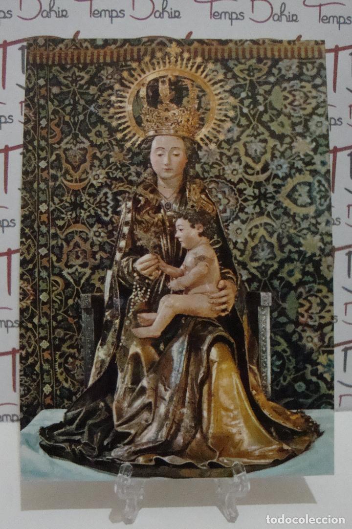 POSTAL BURGOS SANTA MARIA LA MAYOR PATRONA NUEVA (Postales - Postales Temáticas - Religiosas y Recordatorios)