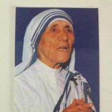 Postais: HLN-OFERTA POR LOTE-ESTAMPA RELIGIOSA- ORACION SANTA TERESA DE CALCUTA. Lote 90930220