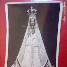 Postales: POSTAL NTRA SRA BEGOÑA FOTO FELIX MARTINEZ Nº 339. Lote 91765565