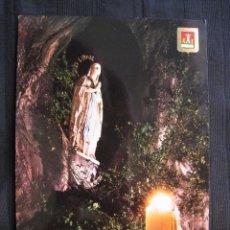 Postales: POSTAL LOURDES - Nº 1170 - LA VIRGEN DE LA GRUTA MILAGROSA.. Lote 92119930
